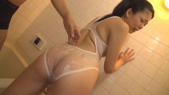 18才感度良好! イキ過ぎちゃった黒髪援交女子●生 桜咲姫莉8