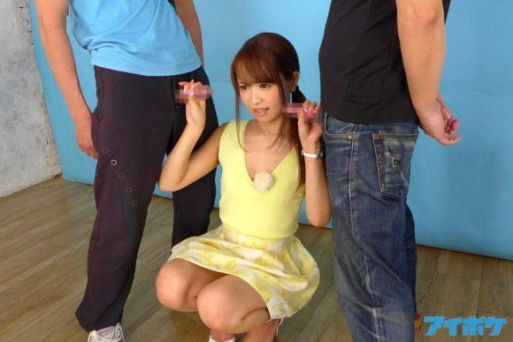 愛華みれい(別名:西村美咲) 綺麗な顔でごっくん解禁2