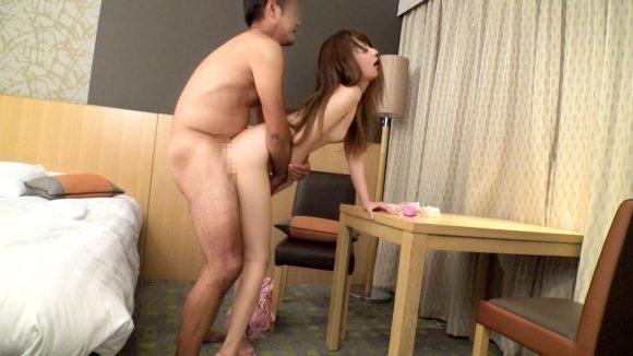 岸田歩美の初撮りネットでAV応募16