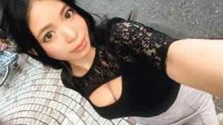桜咲姫莉(おうさきひめり) Fカップ美巨乳!大量潮吹き!初撮りネットでAV応募161の画像1