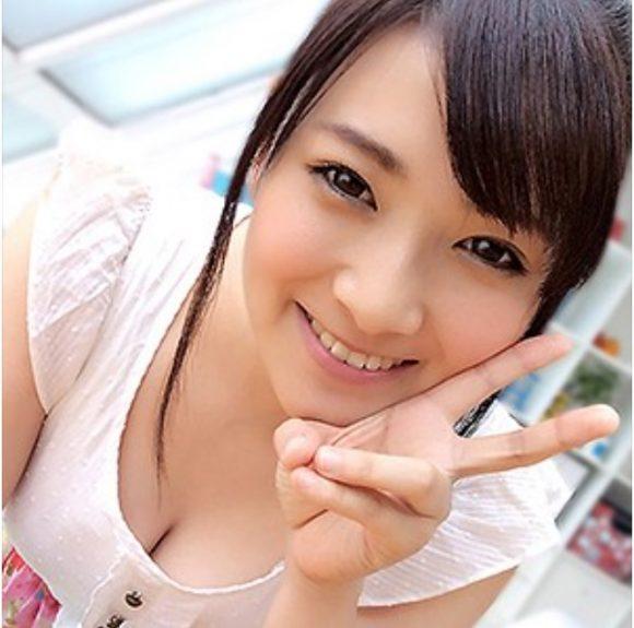 坂井亜美 真っ白キレイなFカップ巨乳! ボクとカノジョ。あみ1
