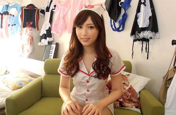 愛音まりあ Eカップ!アイドル級美少女の生着替えニコニコ動画の画像28