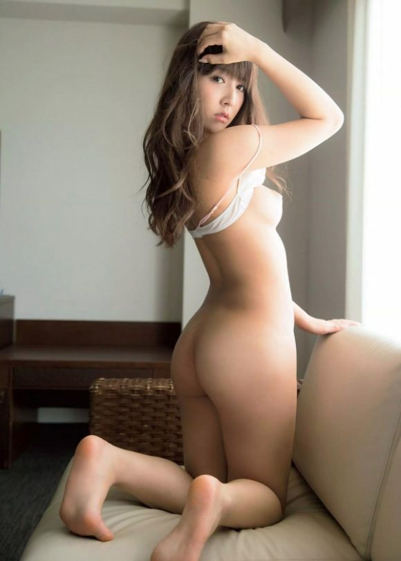 三上悠亜 Fカップ!交わる体液 濃密セックスの画像30