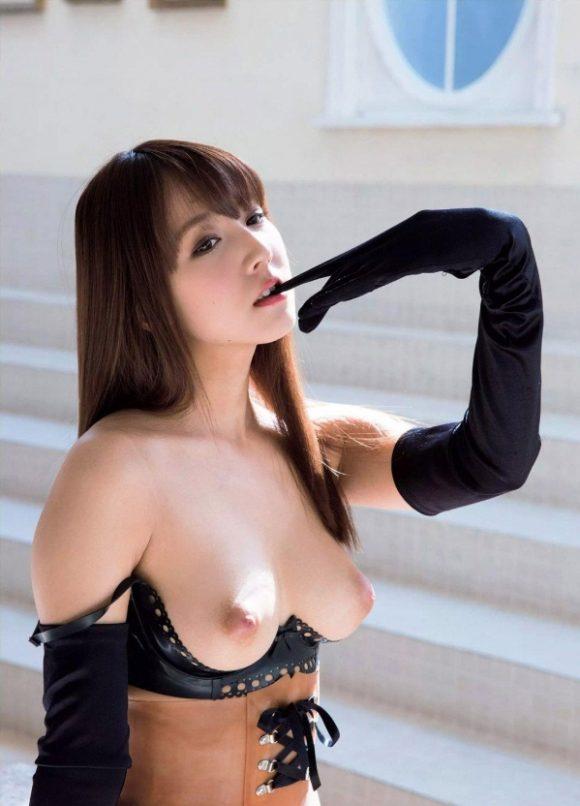 三上悠亜 Fカップ!交わる体液 濃密セックスの画像15
