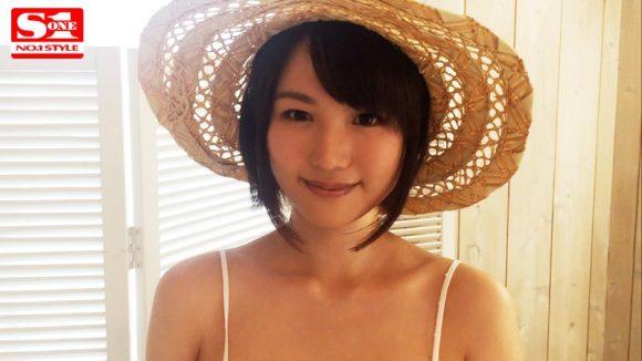 夏川あかり Eカップ!奇跡の透明感!清楚美少女が エスワンAVデビュー4