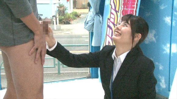 SOD女子社員 制作部 入社1年目 AD 佐藤カレンのSEXが撮れました2