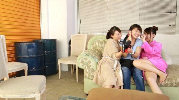 SOD女子社員 制作部 入社1年目 AD 佐藤カレンを密着取材すると少しエロい映像が撮れました11