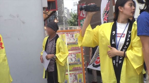 SOD女子社員 制作部 入社1年目 AD 佐藤カレンを密着取材すると少しエロい映像が撮れました13