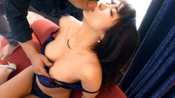 青山はな スレンダーFカップ! 大人の女が魅せるテクニック! ラグジュTV5
