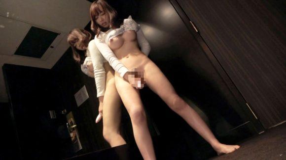 堺希美 20歳 白く突き出たHカップ美巨乳! 超有名ソープ嬢の募集ちゃん8