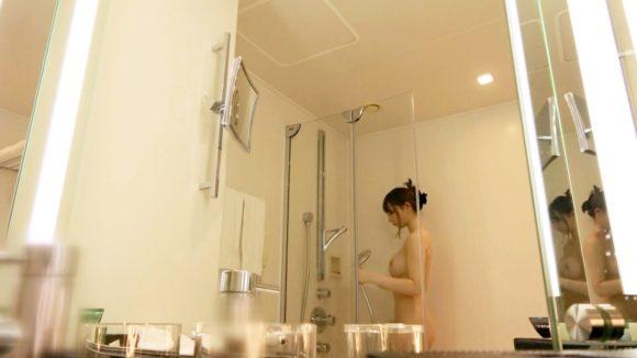 堺希美 20歳 白く突き出たHカップ美巨乳! 超有名ソープ嬢の募集ちゃん10