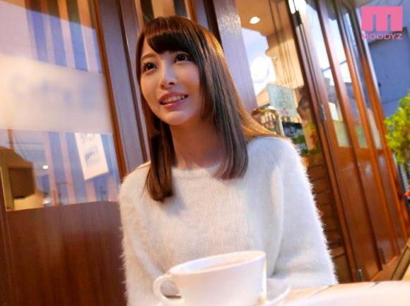 九重かんな Cカップ! 色白清楚! 19歳女子大生がAVデビュー3