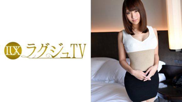 花山真衣 スレンダー美巨乳! ラグジュTV1