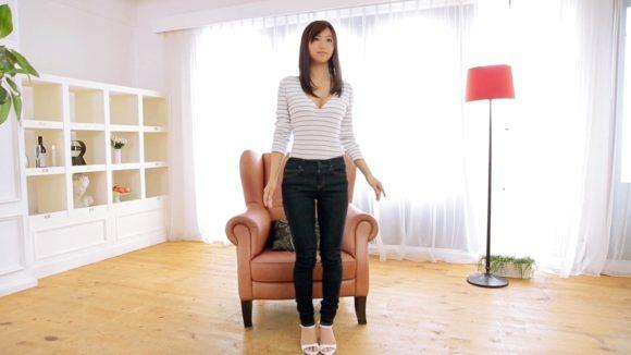 清本玲奈 応募してきた素人×AV体験 玲奈ちゃん 22歳 広告モデル 3