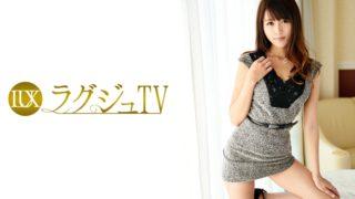 大石香織 Eカップ柔らか美巨乳! スレンダー淫乱美女! ラグジュTV 1