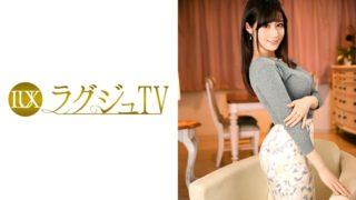 前田由美加藤ゆり 26歳 ムッチリ淫乱! 突き出た美巨乳が激エロ! ラグジュTV1
