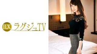 美月恋 Dカップ! スレンダー美巨乳! 勃起乳首が激エロのラグジュTV1