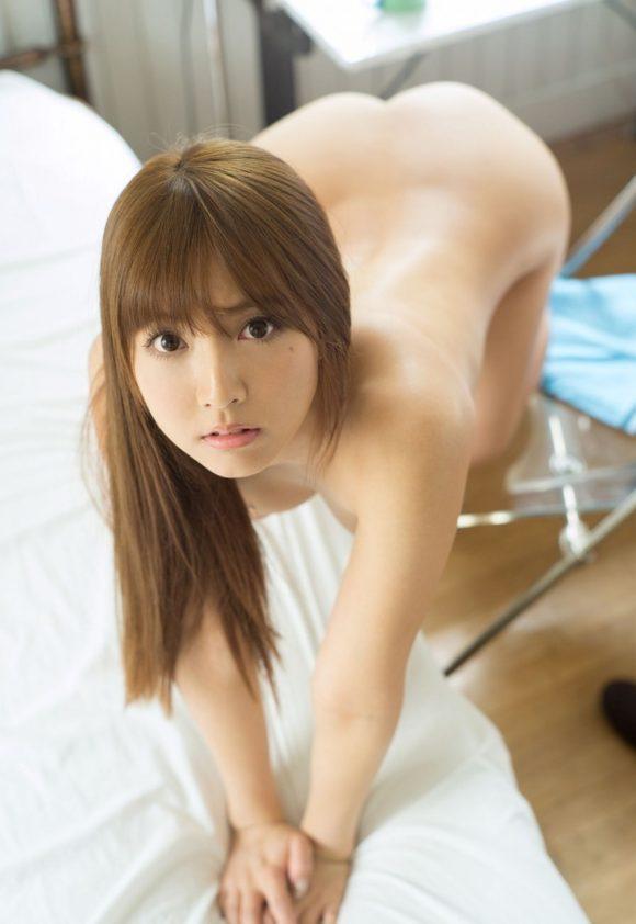 三上悠亜 元アイドルのヌード画像40