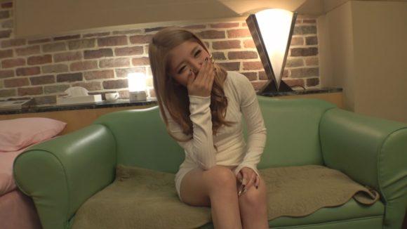 リオナ 20歳 エロおっぱい! 初撮りネットでAV応募→AV体験撮影2