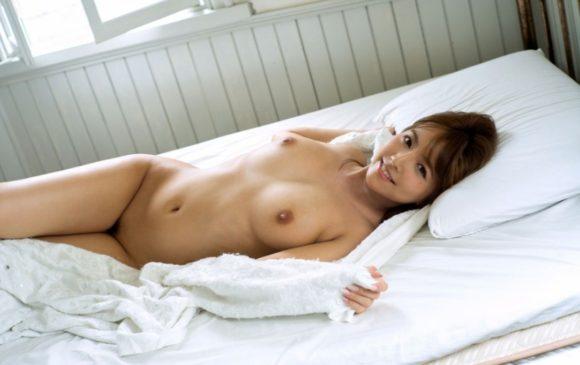 三上悠亜 元アイドルのヌード画像24