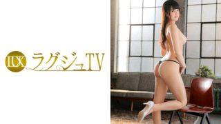 白雪るあ(別名:初音杏果) 20歳Eカップ爆乳!ラグジュTV620 酒井ララ