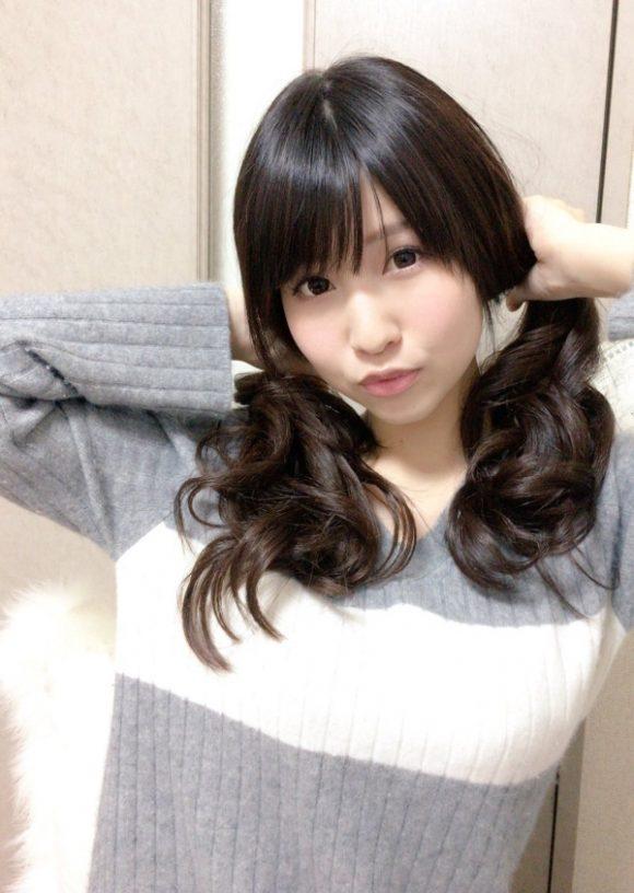 桜空もも 20歳! 見事なGカップとクビレ! グラビアアイドルがAVデビュー24