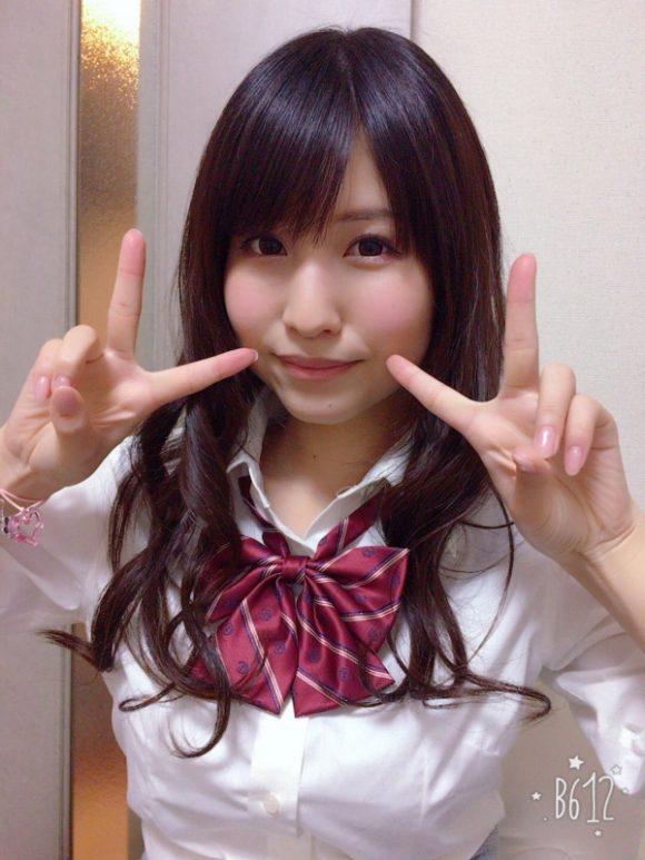 桜空もも 20歳! 見事なGカップとクビレ! グラビアアイドルがAVデビュー21