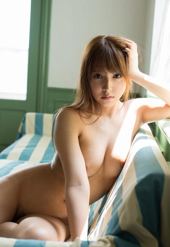 三上悠亜 元アイドルのヌード画像17