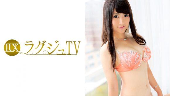 川崎亜里沙 21歳Fカップ! 癒し系美少女のモッチリえろボディ! ラグジュTV 1
