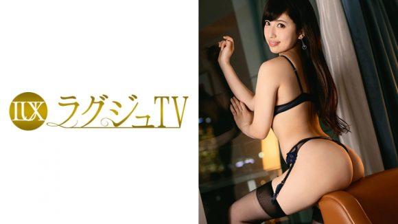 早川瑞希 Dカップ! 色白桃尻! 可愛いくてドエロ! ラグジュTV 1