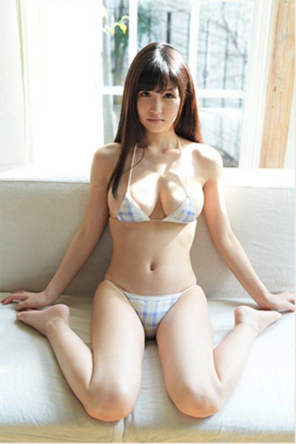 桜空もも 細っそい身体にGカップ!画像4