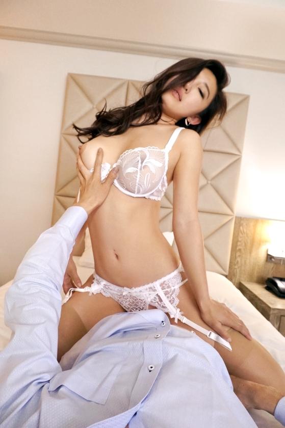 森川アンナ Gカップ! ラグジュTV685 古川蘭 28歳 英語教師15