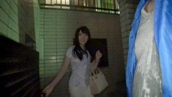 星咲伶美 Dカップ! 街行くセレブ人妻ナンパ さとみさん 28歳 専業主婦6