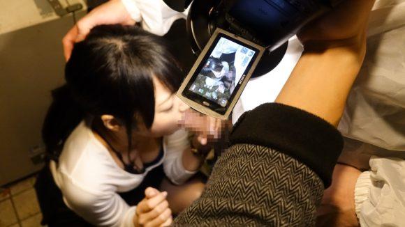 佐藤千明 18歳スレンダー美尻美脚美少女がAVデビュー! 100%完全ガチ交渉8