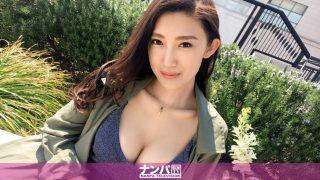 森川アンナ 22歳Gカップ美巨乳! セクシーお姉さん! ナンパTV1