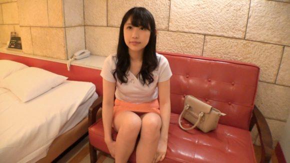 小野はるか 19歳Eカップ!デビュー前素人時代の初撮りネットでAV応募3