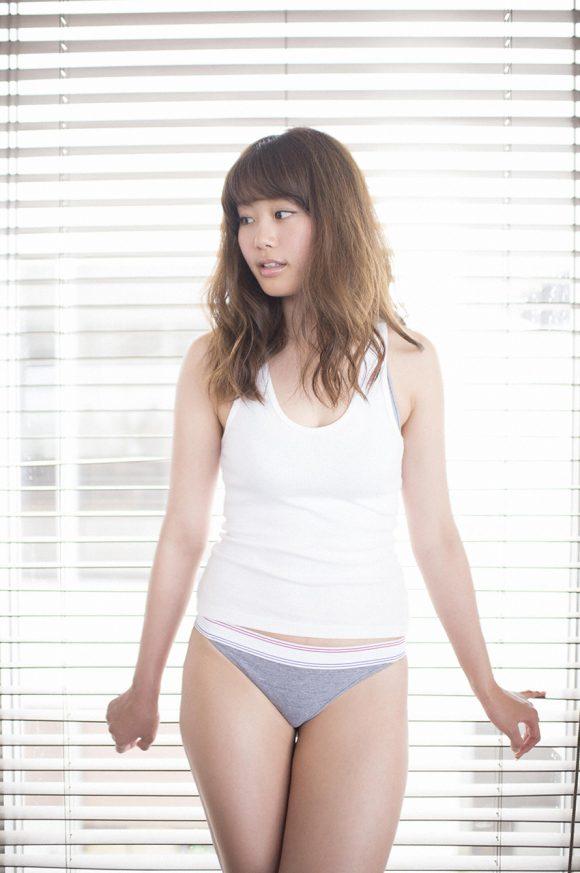 稲村亜美 21歳Fカップ! 最初で最後の水着写真集! '17セクシーグラビアまとめ神スイング60