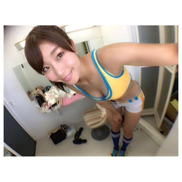 稲村亜美 21歳Fカップ! 最初で最後の水着写真集! '17セクシーグラビアまとめ神スイング65