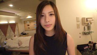 りんか 21歳 超モデル級美乳美女! 初撮りネットでAV応募体験撮影1