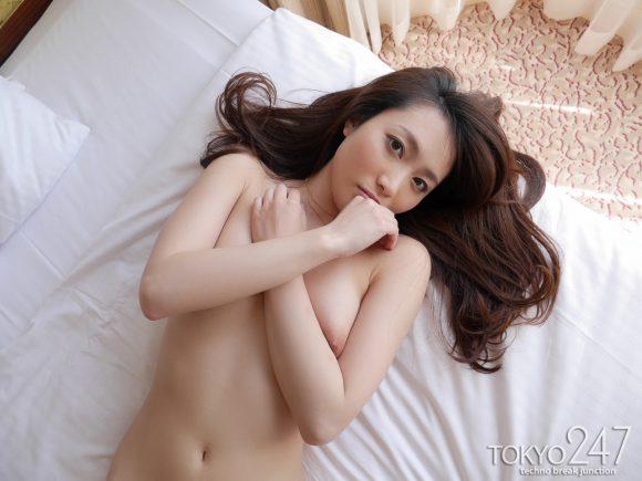 白井みれい Dカップ美巨乳!色白フェロモン! Tokyo247 みれい 11