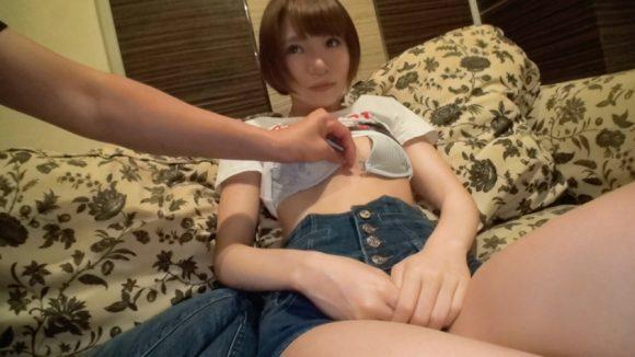 カノン 18歳! ピチピチの体でイキまくり! 初撮りネットでAV応募6