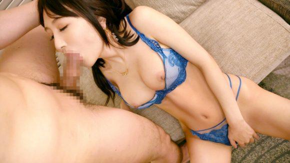 宝生リリー(芽森しずく) 細身に突き出たEカップ美巨乳! ラグジュTV9
