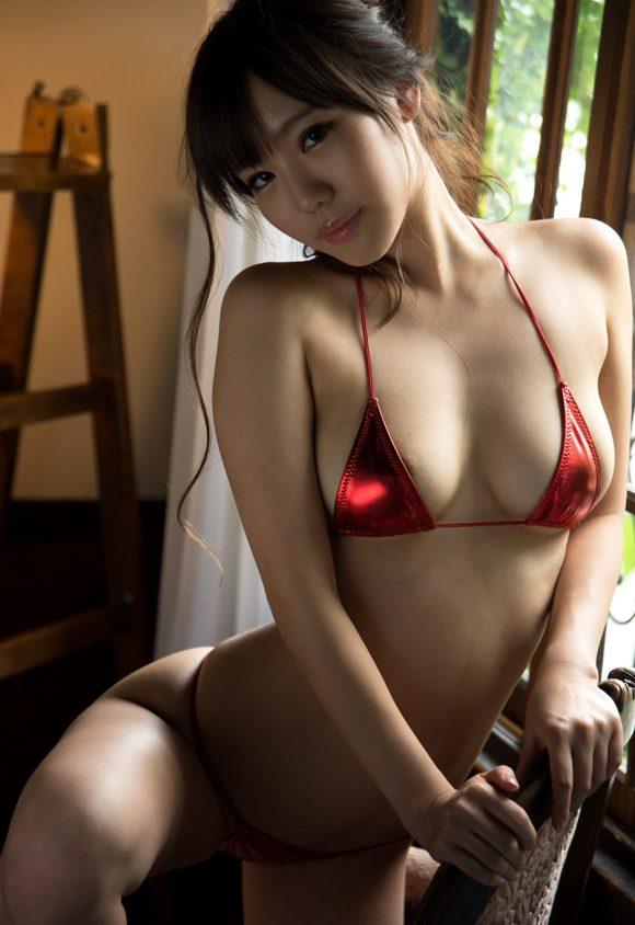 黒川サリナ Fカップ豊満おっぱい画像7