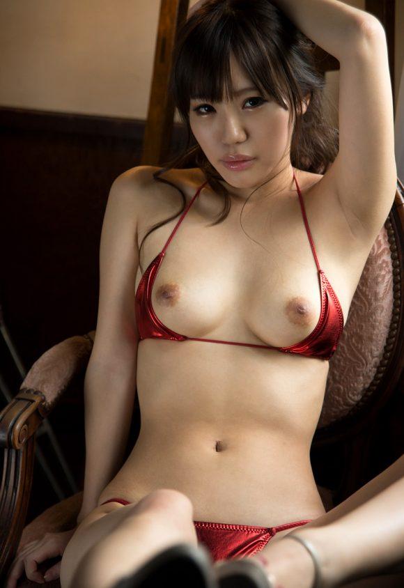 黒川サリナ Fカップ豊満おっぱい画像8