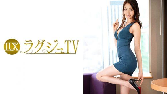 武井梓 25歳 長身スレンダー美人! 美クビレ! 美尻美脚! ラグジュTV1
