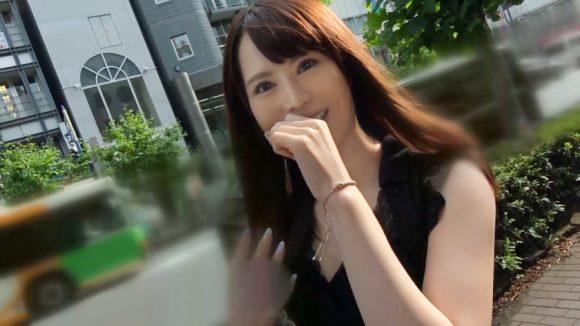 ユリナ 23歳 Dカップ美巨乳! スレンダー美人! 初撮りネットでAV応募1