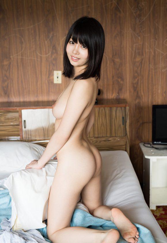 春宮すず Fカップ美巨乳美少女! パーフェクトボディ! ヌード画像29