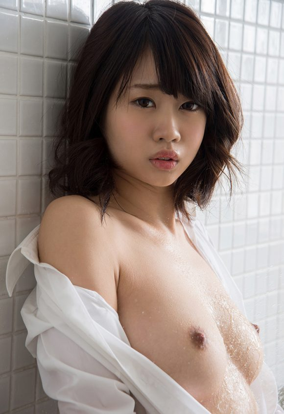 春宮すず Fカップ美巨乳美少女! パーフェクトボディ! ヌード画像13