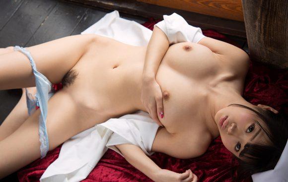 春宮すず Fカップ美巨乳美少女! パーフェクトボディ! ヌード画像6