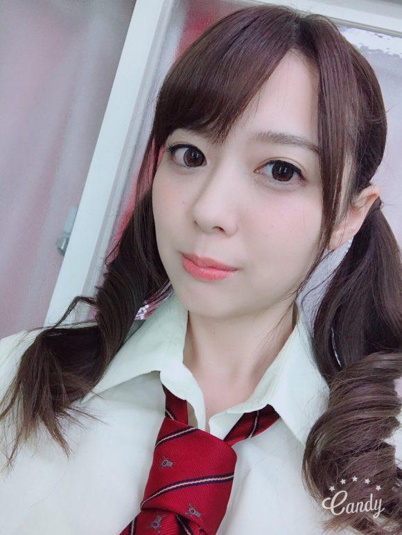 岬ななみ 21歳 Dカップ! 激カワ感度抜群! エロ美少女AVデビュー54